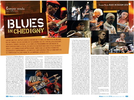 blues magazine Janvier 2011