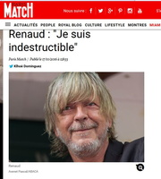 Renaud Paris Match