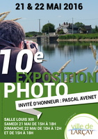 Affiche expo photo 2016